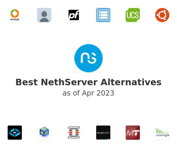 Best NethServer Alternatives