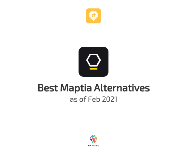 Best Maptia Alternatives