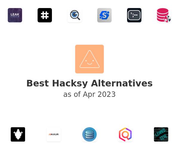 Best Hacksy Alternatives