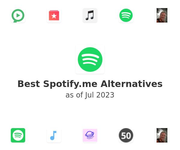 Best Spotify.me Alternatives