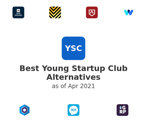 Best Young Startup Club Alternatives