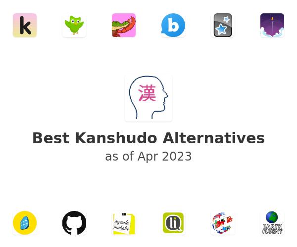 Best Kanshudo Alternatives