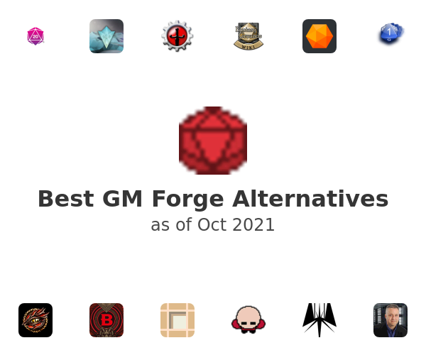 Best GM Forge Alternatives