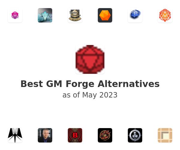 Best GM Forge Alternatives