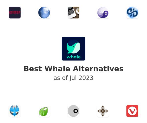 Best Whale Alternatives