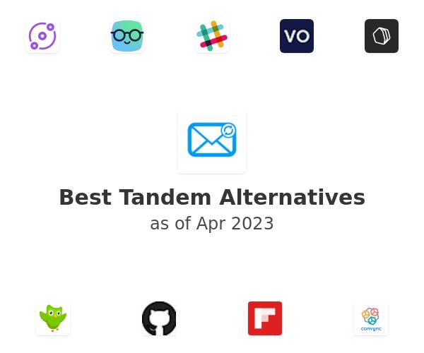 Best Tandem Alternatives
