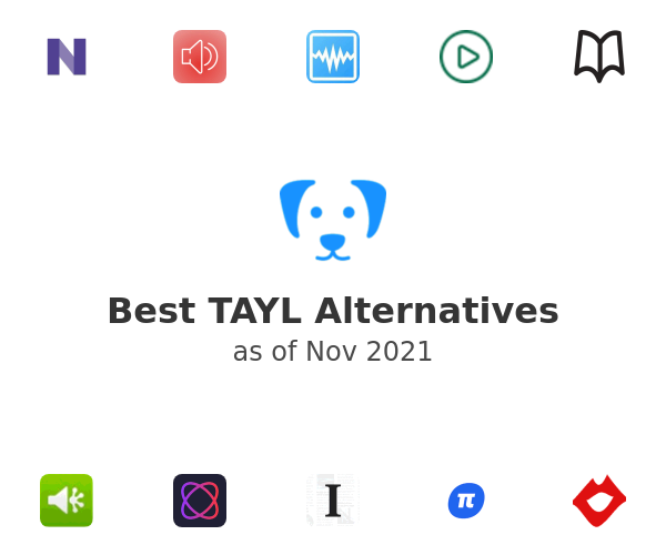 Best TAYL Alternatives