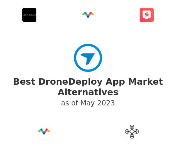 Best DroneDeploy App Market Alternatives