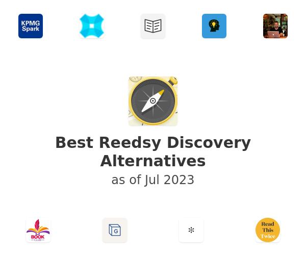 Best Reedsy Discovery Alternatives