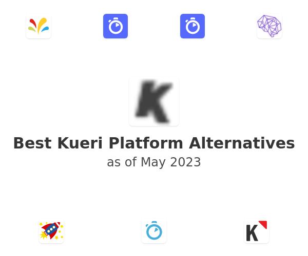 Best Kueri Platform Alternatives