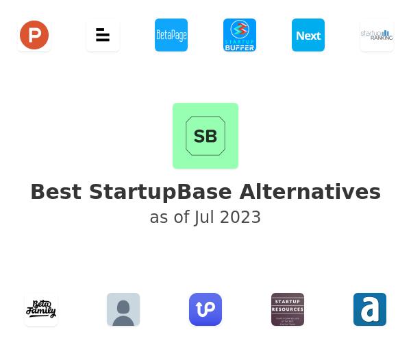 Best StartupBase Alternatives