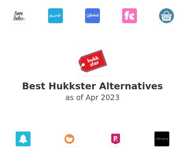 Best Hukkster Alternatives