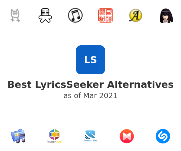 Best LyricsSeeker Alternatives