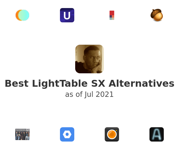Best LightTable SX Alternatives