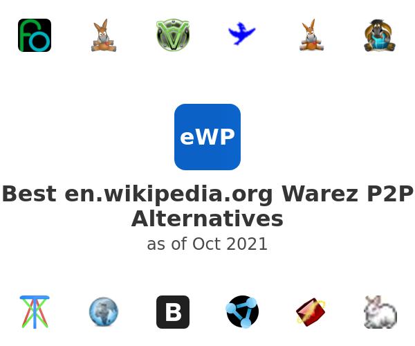 Best Warez P2P Alternatives