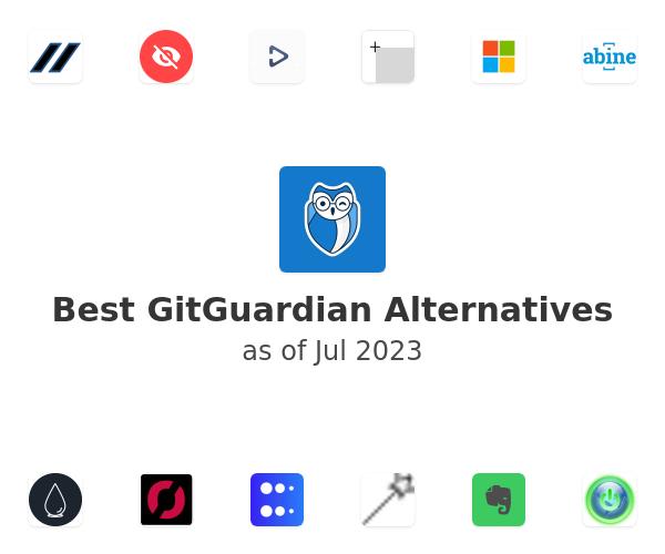 Best GitGuardian Alternatives