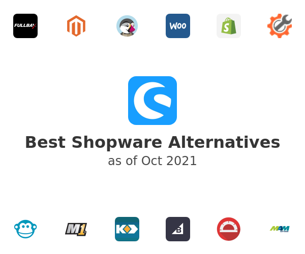 Best Shopware Alternatives
