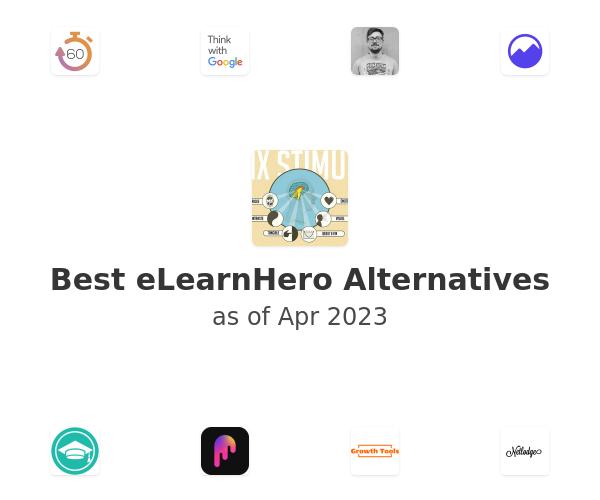 Best eLearnHero Alternatives