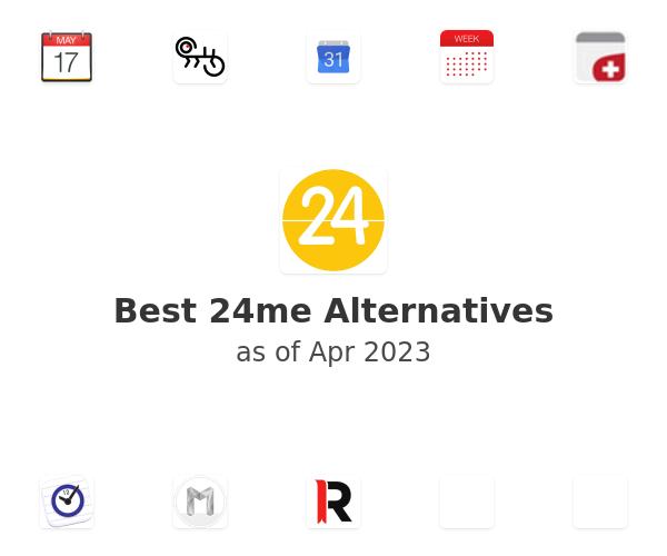 Best 24me Alternatives