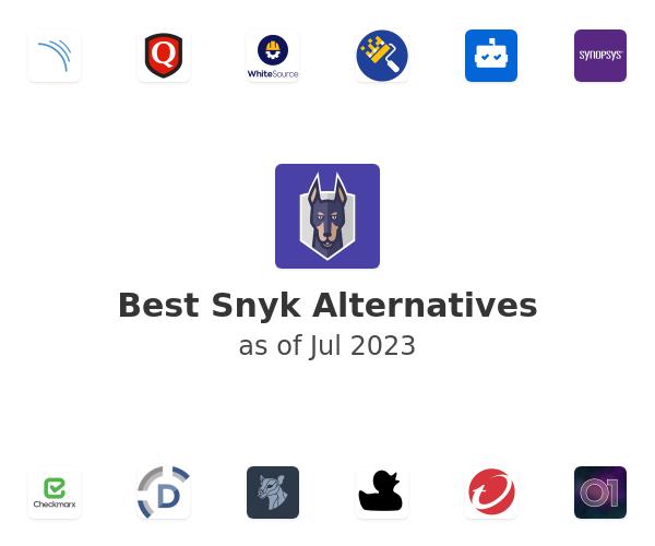 Best Snyk Alternatives