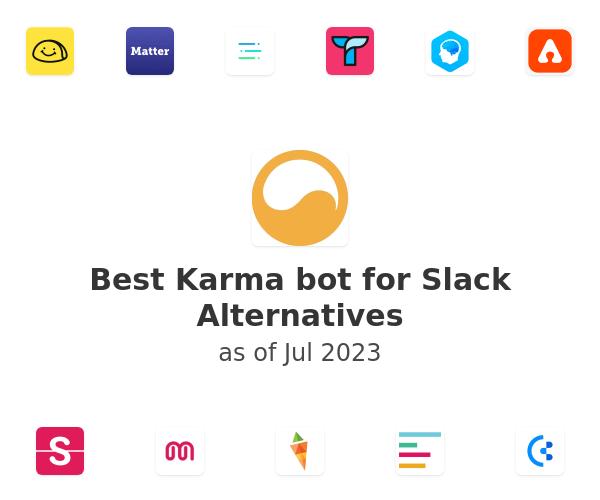 Best Karmabot Forever Alternatives