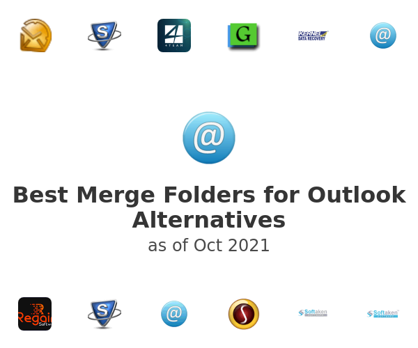 Best Merge Folders for Outlook Alternatives