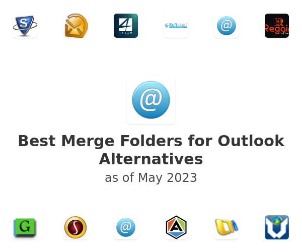 Best Merge Folders for Outlook Alternatives