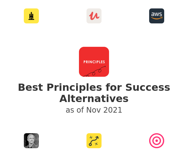 Best Principles for Success Alternatives