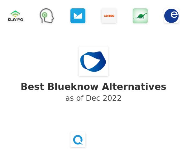 Best Blueknow Alternatives