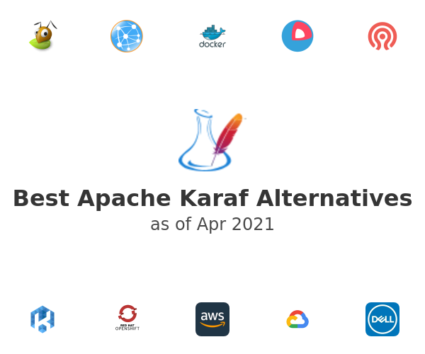 Best Apache Karaf Alternatives