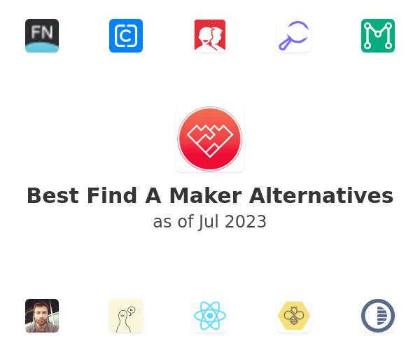 Best Find A Maker Alternatives
