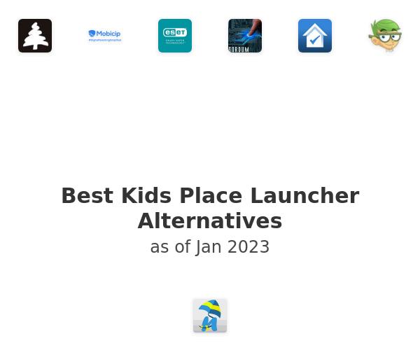 Best Kids Place Launcher Alternatives