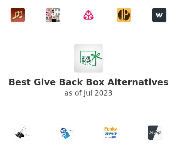 Best Give Back Box Alternatives
