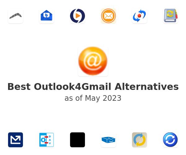 Best Outlook4Gmail Alternatives