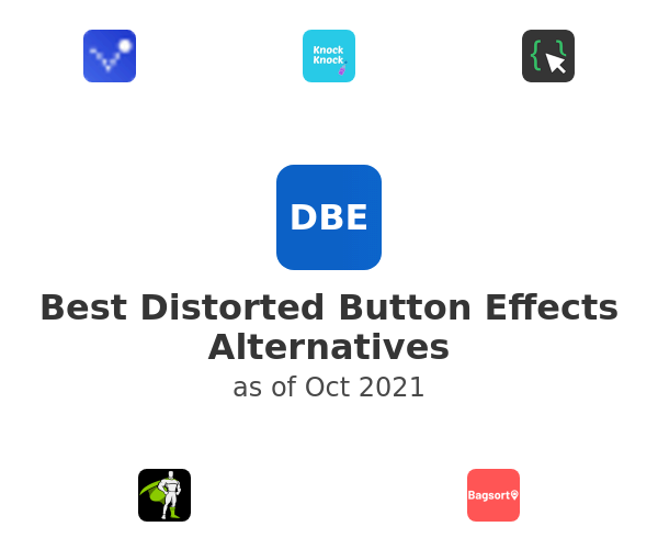 Best Distorted Button Effects Alternatives