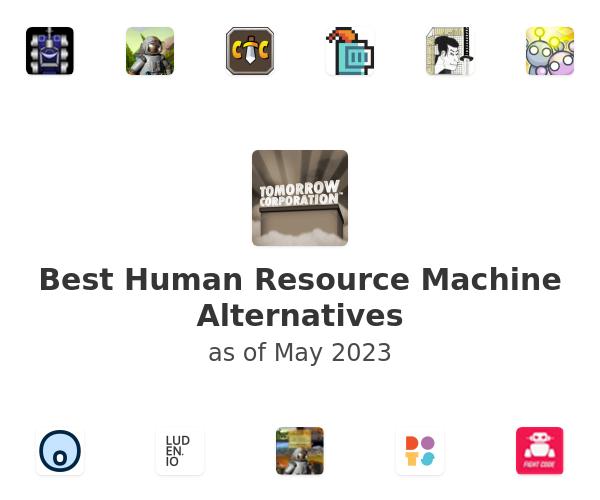 Best Human Resource Machine Alternatives