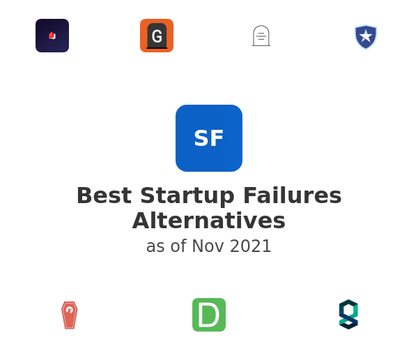 Best Startup Failures Alternatives