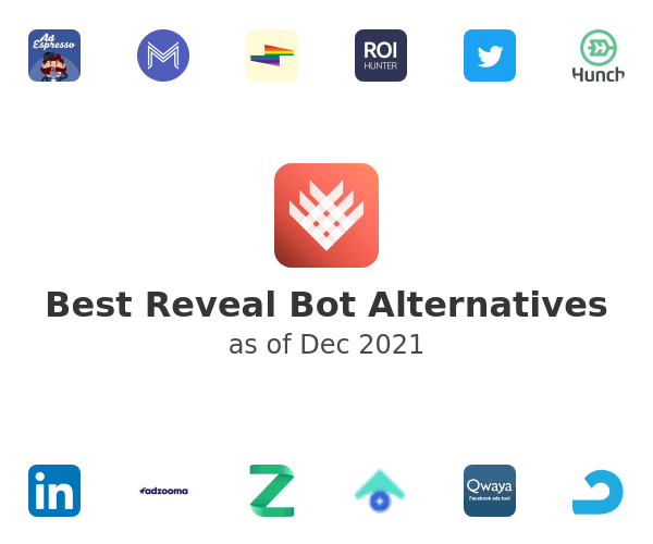 Best Reveal Bot Alternatives