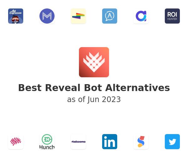 Best Reveal Bot Alternatives