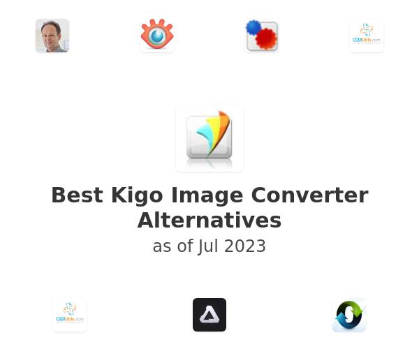 Best Kigo Image Converter Alternatives