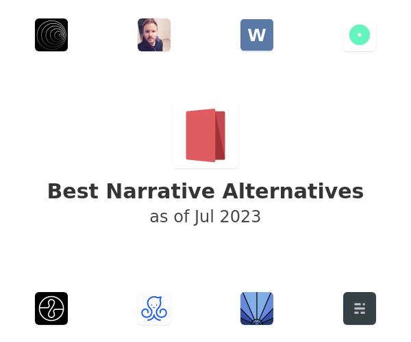Best Narrative Alternatives