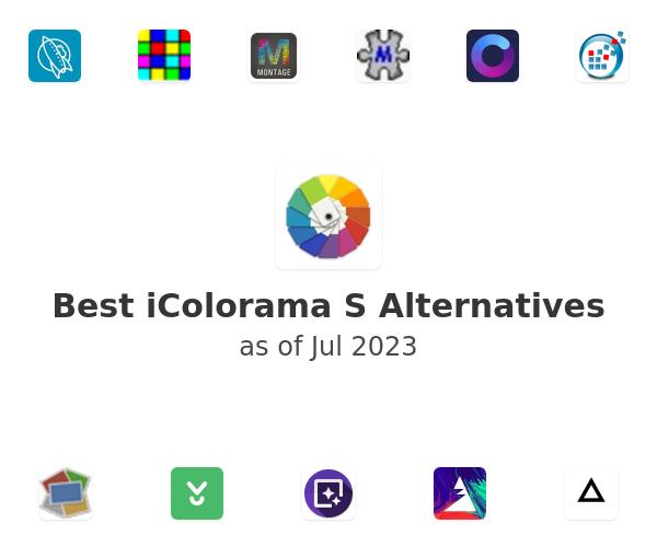 Best iColorama S Alternatives