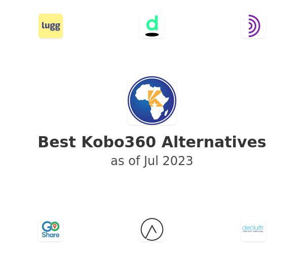 Best Kobo360 Alternatives