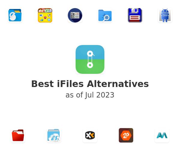 Best iFiles Alternatives
