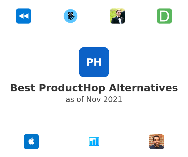 Best ProductHop Alternatives