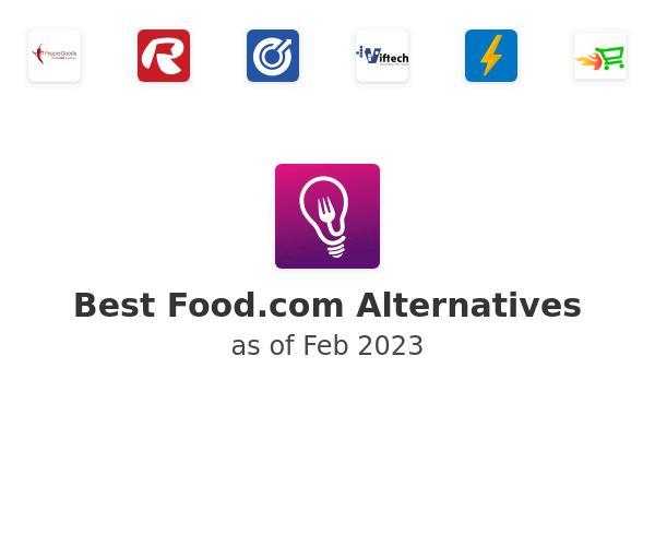 Best Food.com Alternatives