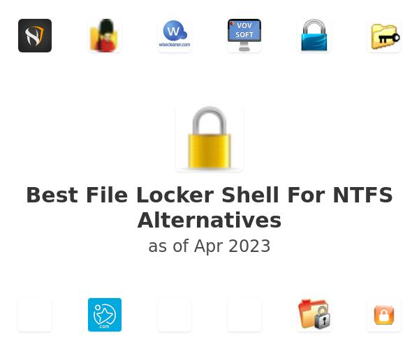 Best File Locker Shell For NTFS Alternatives