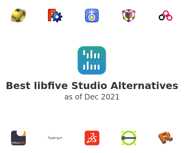 Best libfive Studio Alternatives