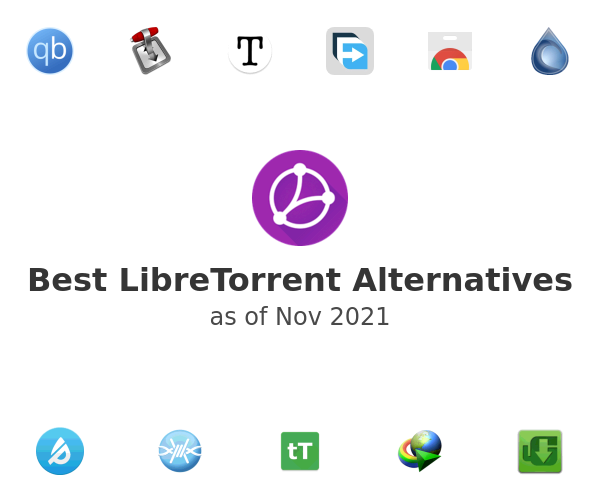 Best LibreTorrent Alternatives
