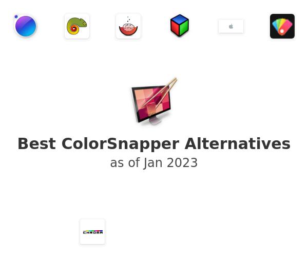 Best ColorSnapper Alternatives